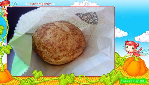 星巴克之義式香料起司麵包