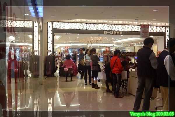 大年初三的夢時代購物中心,超多人