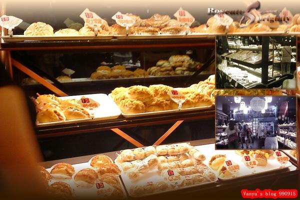 小樽麵包文化店-看起來好好吃喔