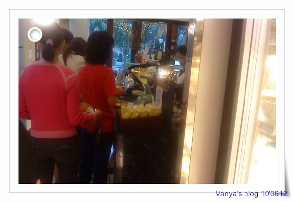 帕莎蒂娜麵包坊-滿滿的顧客
