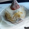 金礦咖啡-草莓仕蛋糕
