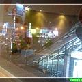 咖啡林咖啡0409-晚上的美麗島捷運站