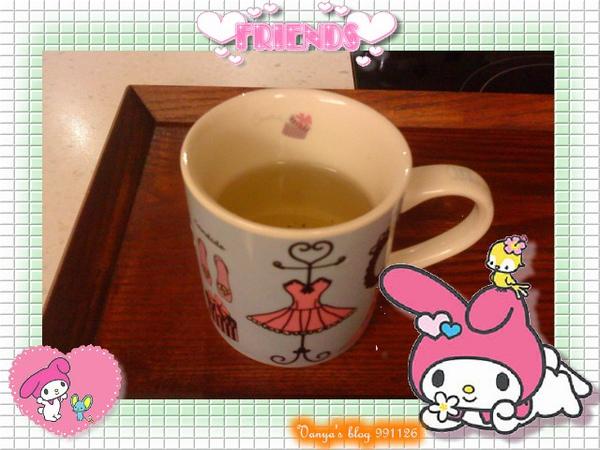 99年普羅旺斯,招待的康福茶
