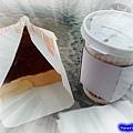 中山大威爾希斯咖啡之卡布咖啡、巧克力厚片下午茶