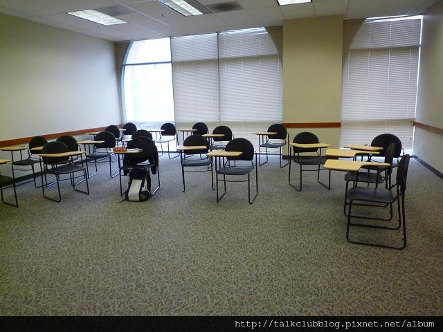 SDSU classroom by Mimi
