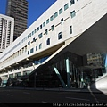 The Juilliard School building, Broadway and 65th Street View.JPG