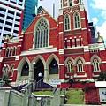 市政府對街的亞伯特教堂 Albert Street Uniting Church (2).jpg
