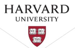 Harvard University 哈佛大學