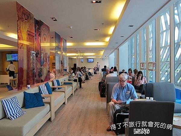 曼谷機場貴賓室 (6).JPG
