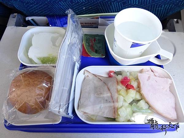 曼谷航空機上餐.JPG