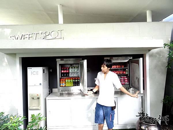 W HOTEL免費冰品飲料 (1).JPG