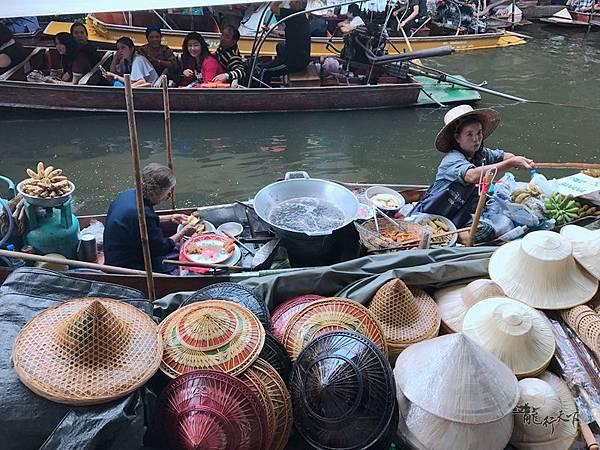 丹能沙朵水上市場Damnoen Saduak Floating Market  (11).JPG