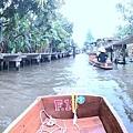 丹能沙朵水上市場Damnoen Saduak Floating Market  (9).JPG