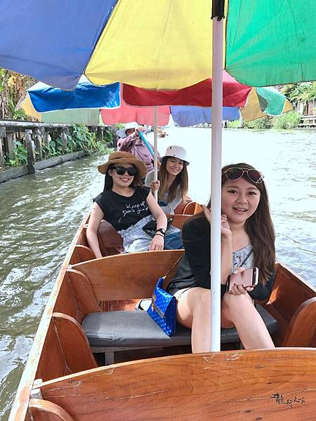 丹能沙朵水上市場Damnoen Saduak Floating Market  (10).JPG