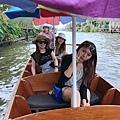 丹能沙朵水上市場Damnoen Saduak Floating Market  (12).JPG
