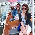丹能沙朵水上市場Damnoen Saduak Floating Market  (1).JPG