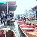 丹能沙朵水上市場Damnoen Saduak Floating Market  (15).JPG