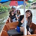 丹能沙朵水上市場Damnoen Saduak Floating Market  (13).JPG