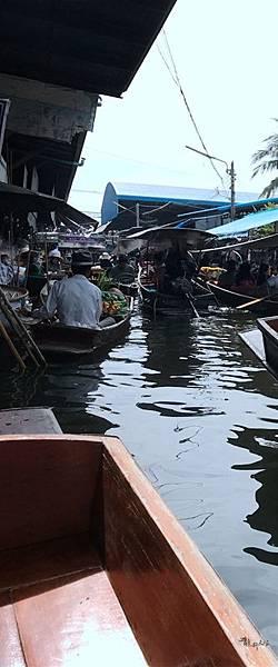 丹能沙朵水上市場Damnoen Saduak Floating Market  (16).JPG