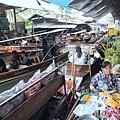 丹能沙朵水上市場Damnoen Saduak Floating Market  (21).JPG