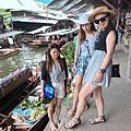 丹能沙朵水上市場Damnoen Saduak Floating Market  (26).JPG