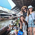 丹能沙朵水上市場Damnoen Saduak Floating Market  (24).JPG