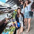 丹能沙朵水上市場Damnoen Saduak Floating Market  (23).JPG