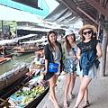 丹能沙朵水上市場Damnoen Saduak Floating Market  (27).JPG