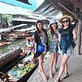 丹能沙朵水上市場Damnoen Saduak Floating Market  (28).JPG
