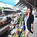 丹能沙朵水上市場Damnoen Saduak Floating Market  (32).JPG