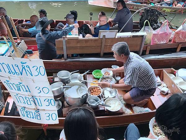 丹能沙朵水上市場Damnoen Saduak Floating Market  (33).JPG