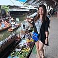 丹能沙朵水上市場Damnoen Saduak Floating Market  (35).JPG