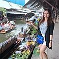 丹能沙朵水上市場Damnoen Saduak Floating Market  (37).JPG