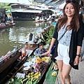 丹能沙朵水上市場Damnoen Saduak Floating Market  (39).JPG