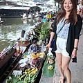 丹能沙朵水上市場Damnoen Saduak Floating Market  (40).JPG