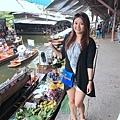 丹能沙朵水上市場Damnoen Saduak Floating Market  (36).JPG