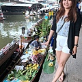 丹能沙朵水上市場Damnoen Saduak Floating Market  (42).JPG