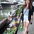 丹能沙朵水上市場Damnoen Saduak Floating Market  (41).JPG