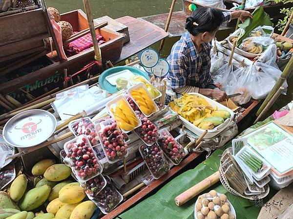 丹能沙朵水上市場Damnoen Saduak Floating Market  (43).JPG
