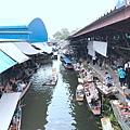 丹能沙朵水上市場Damnoen Saduak Floating Market  (49).JPG