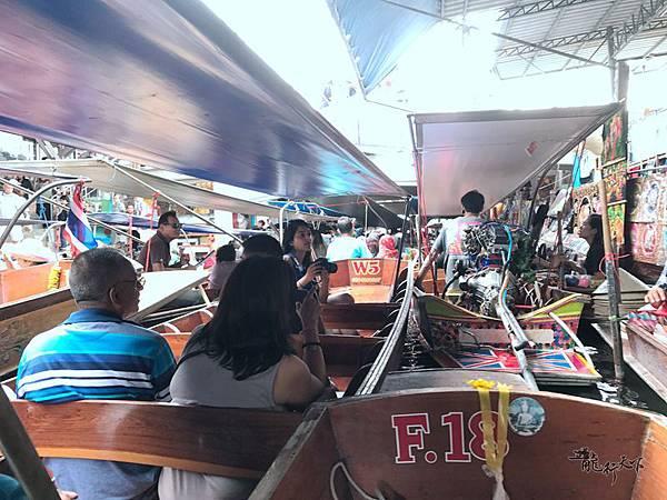 丹能沙朵水上市場Damnoen Saduak Floating Market  (5).JPG