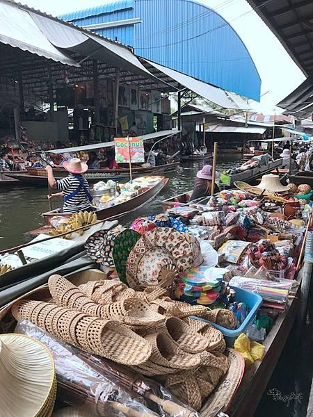 丹能沙朵水上市場Damnoen Saduak Floating Market  (47).JPG