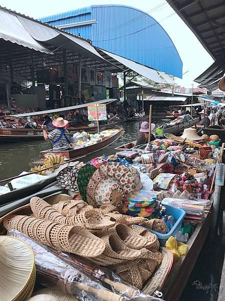 丹能沙朵水上市場Damnoen Saduak Floating Market  (48).JPG