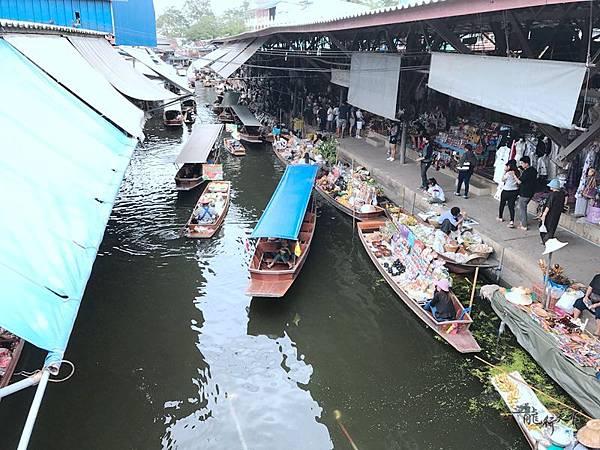 丹能沙朵水上市場Damnoen Saduak Floating Market (50).JPG