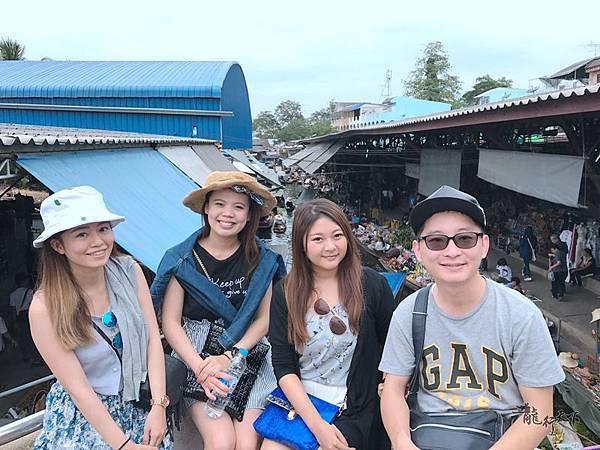 丹能沙朵水上市場Damnoen Saduak Floating Market  (51).JPG