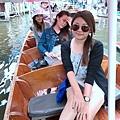 丹能沙朵水上市場Damnoen Saduak Floating Market  (63).JPG