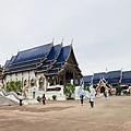 泰北清邁藍廟 (6).JPG