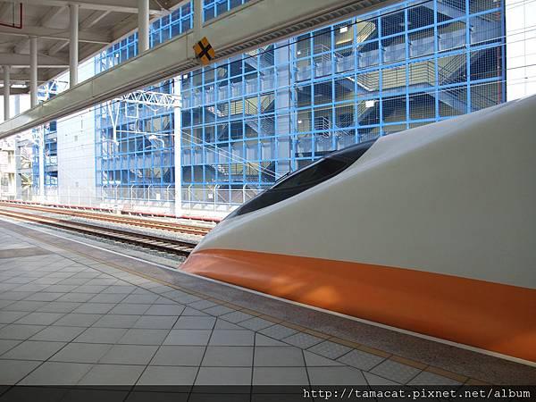 2008.10.3 高鐵左營