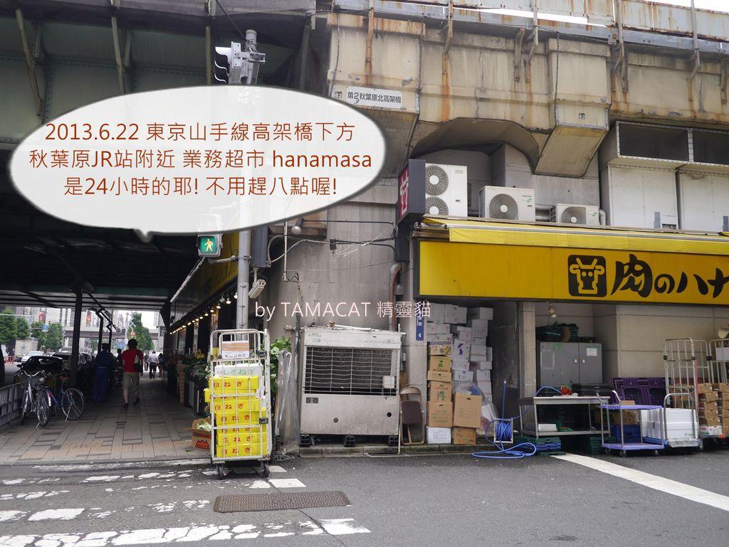 2013/6/22 hanamasa 秋葉原店