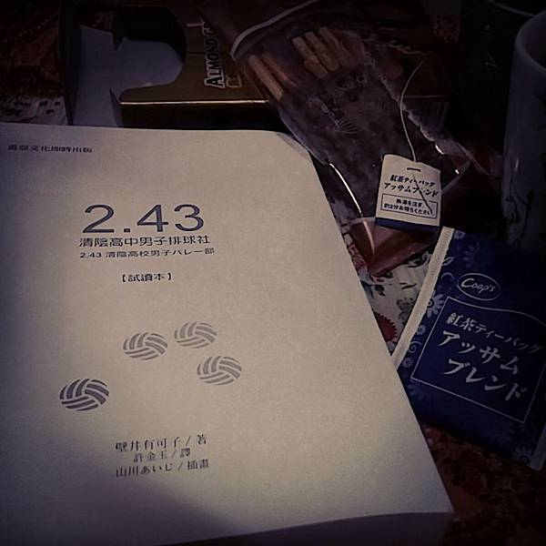 《2.43清陰高中男子排球社》